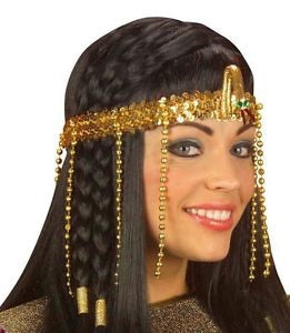 Cleopatra Head Dress - PlaythingsMiami