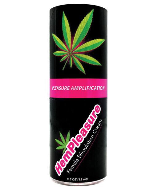Hemp Pleasure Female Stimulating Cream