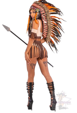 *Exclusive Totem Girl Costume - PlaythingsMiami