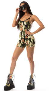 Exclusive Camouflage Bodysuit