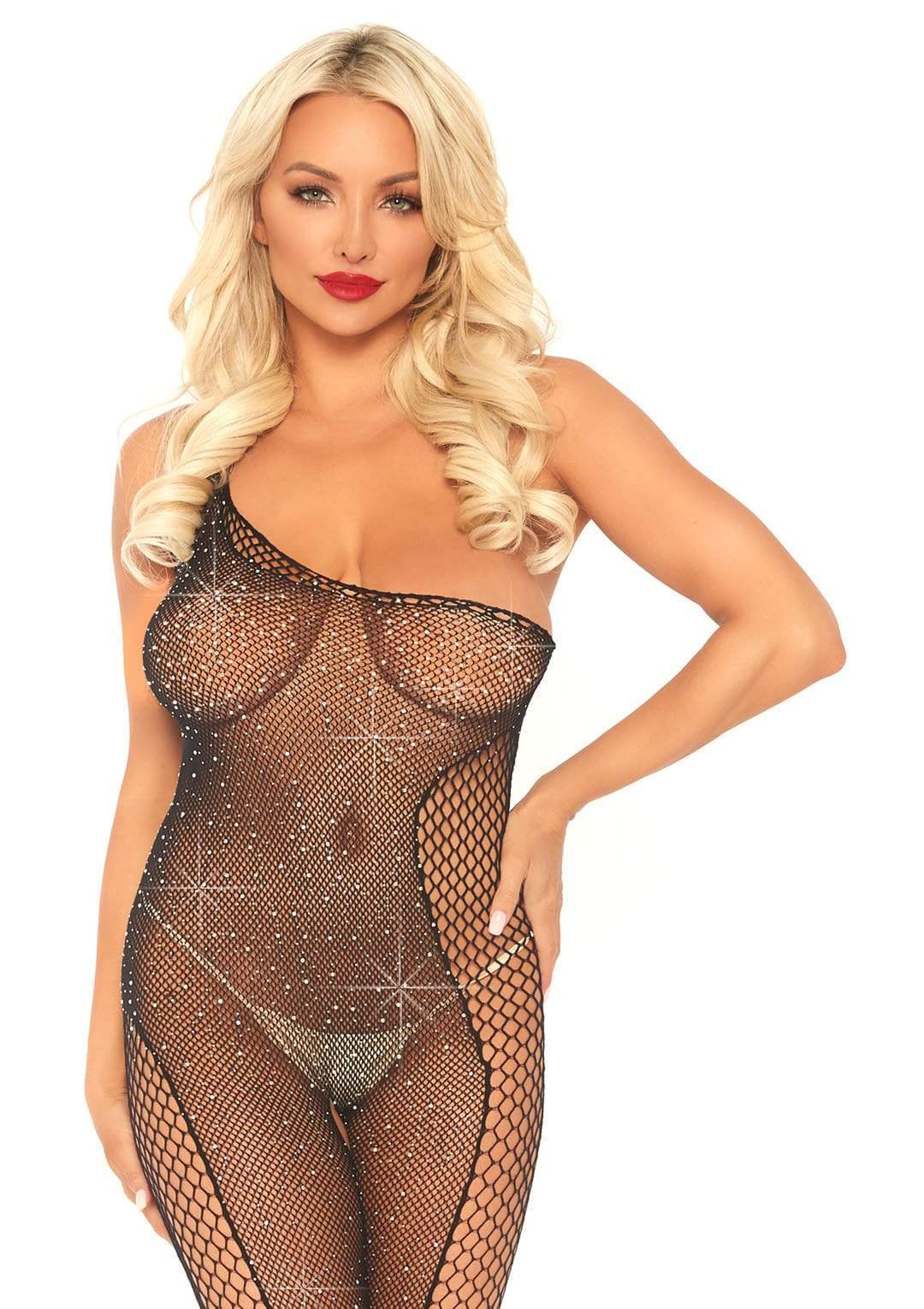 Lingerie with Crystals BodyStockings