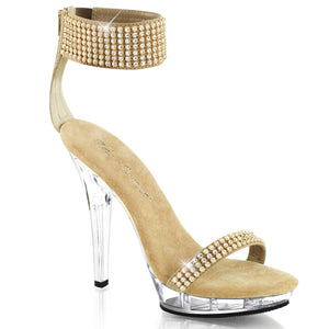 "5"" Sandal Featuring Wide Ankle Band - PlaythingsMiami"