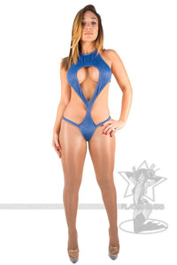 Romper Diamond Front - PlaythingsMiami