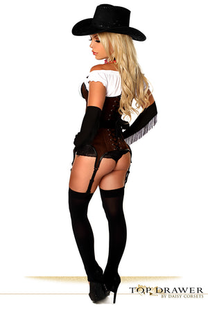Ride 'em Cowgirl Costume - PlaythingsMiami
