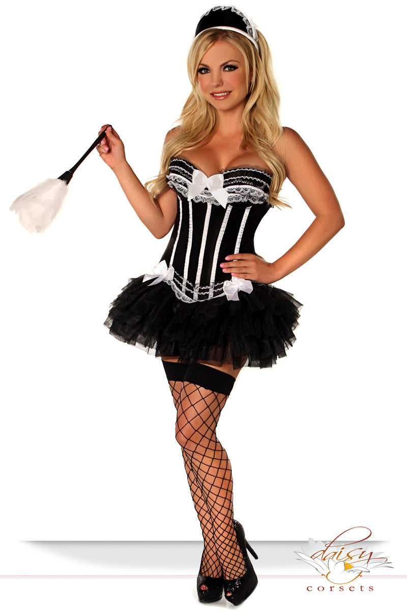 Sexy French Maid - PlaythingsMiami