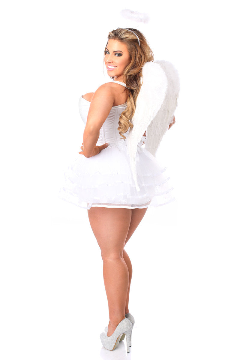 Angel Dress Costume - PlaythingsMiami