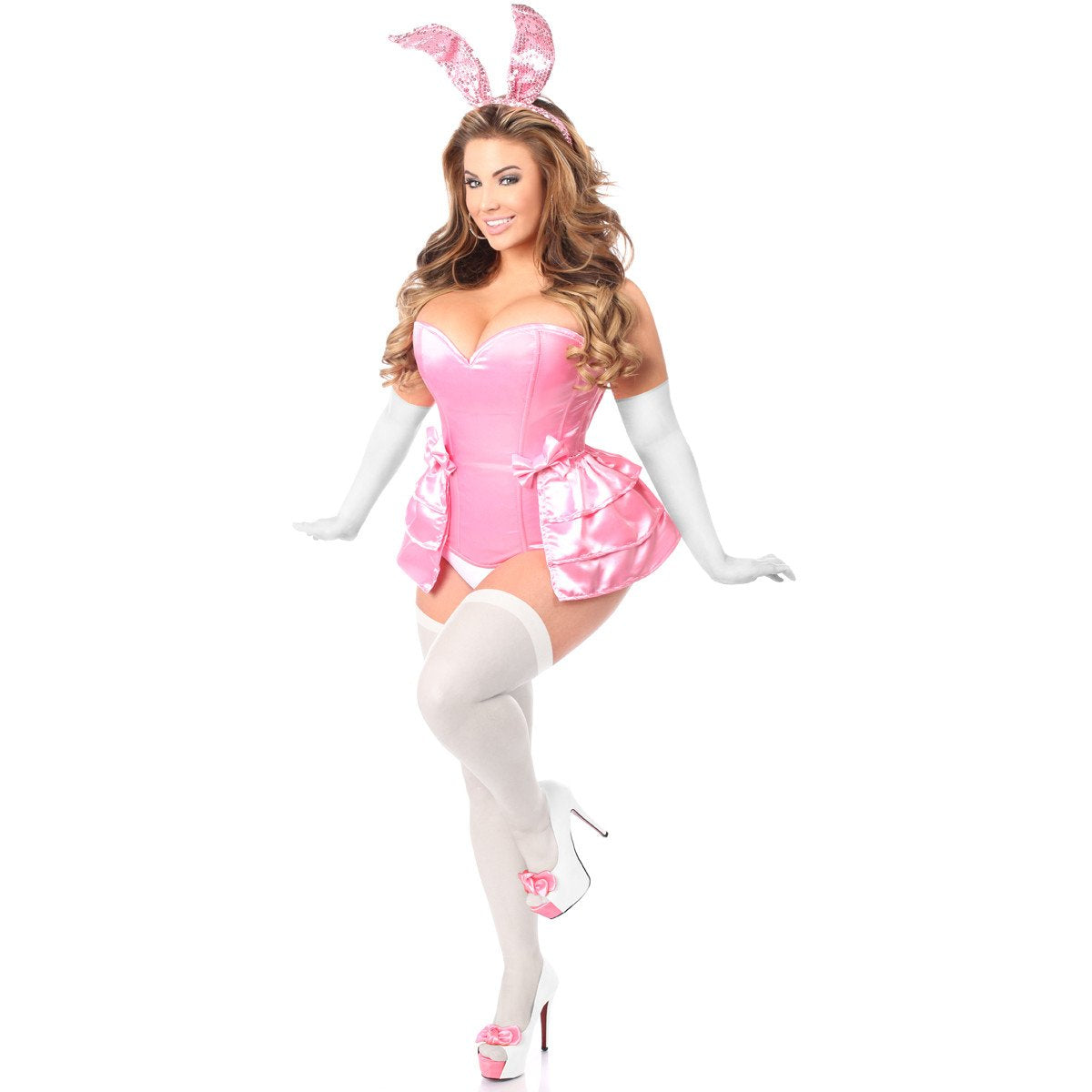Bunny Pink Costume