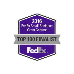 Top 100 finalist for the FedEx Small Business Grant Contest!!