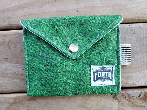The Original Chapstick Wallet! The Avail: Turf - Sally Forth Supply Co.