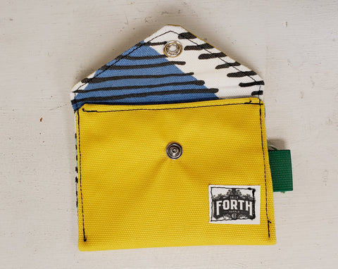 The Original Chap Stick Wallet! The Avail: yella'