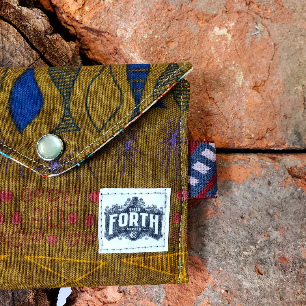 The Original Chapstick Wallet! The Avail: Fela - Sally Forth Supply Co.