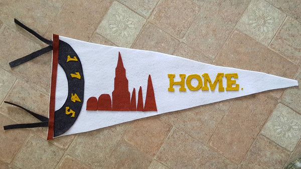 large Pennants