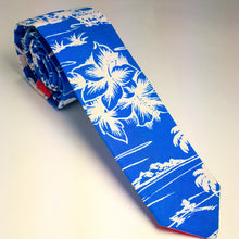Load image into Gallery viewer, LAGOON Necktie - Sally Forth Supply Co.