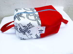 Wander Gear bag- Knots - Sally Forth Supply Co.