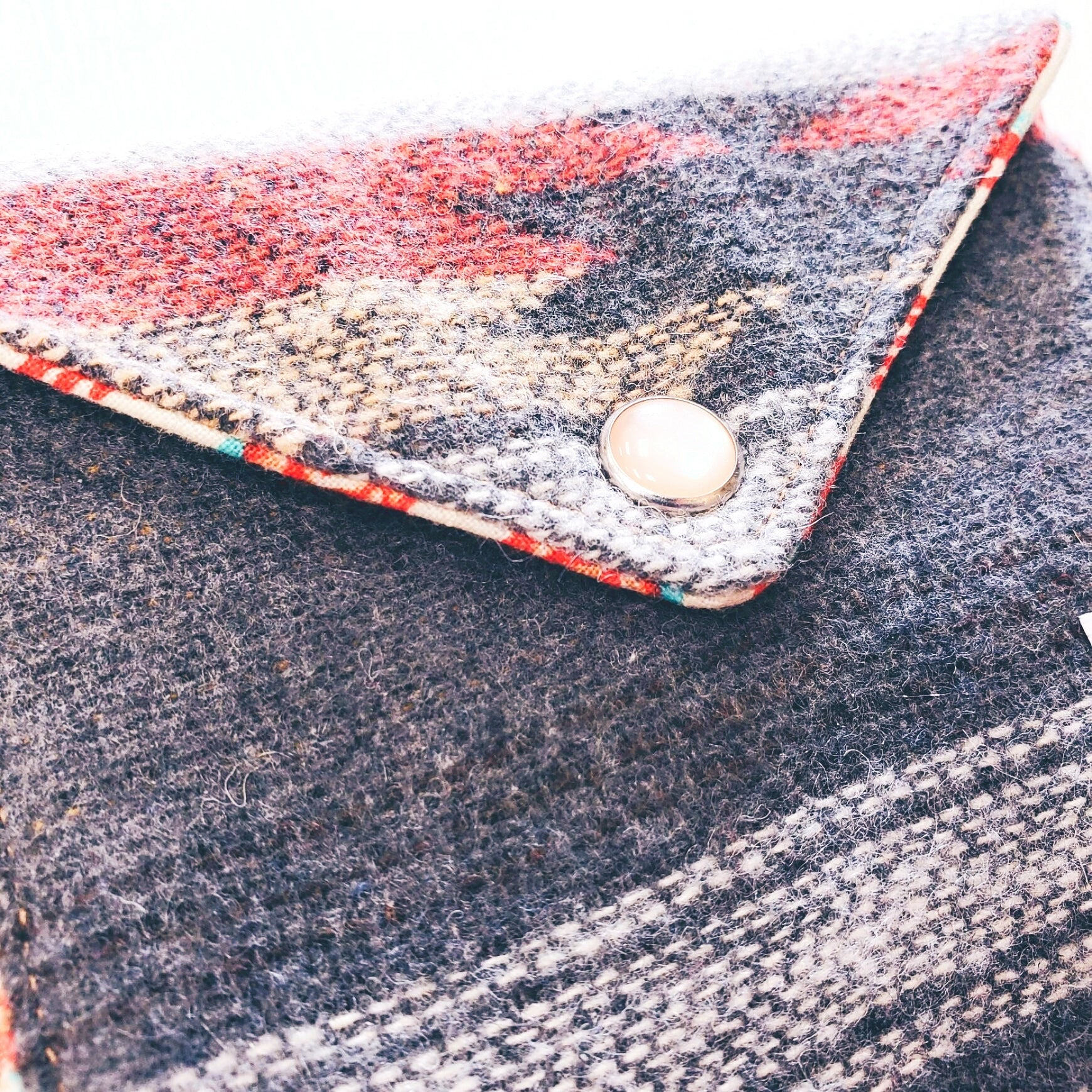 The Original Chap Stick Wallet! The Avail: Blanket - Sally Forth Supply Co.