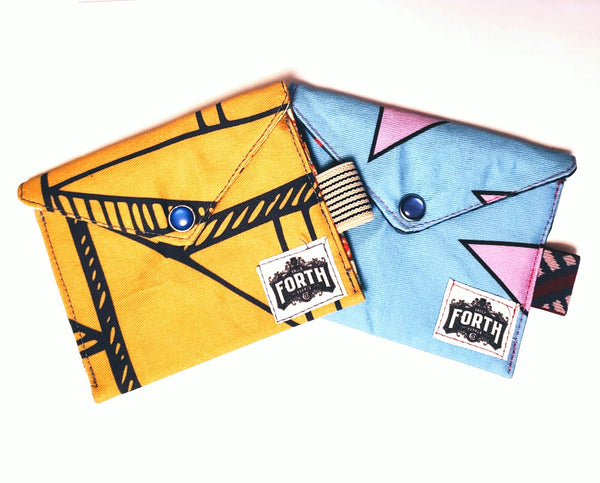 The Original Chapstick Wallet! The Avail: Yellow Bau - Sally Forth Supply Co.
