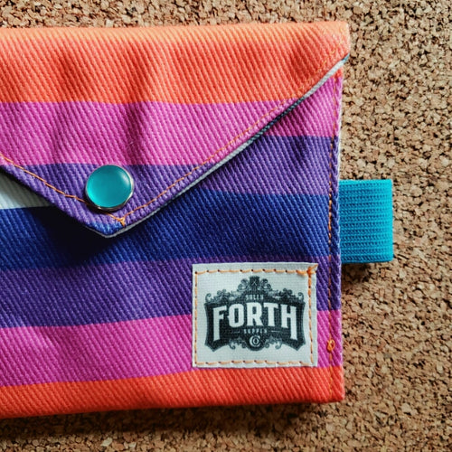 The Original Chapstick Wallet! The Avail: groovy - Sally Forth Supply Co.