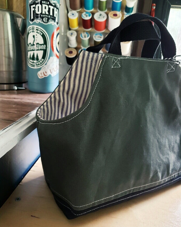 Gus Project bag - Sally Forth Supply Co.