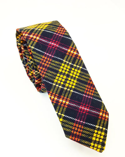 INSPECT Necktie - Sally Forth Supply Co.