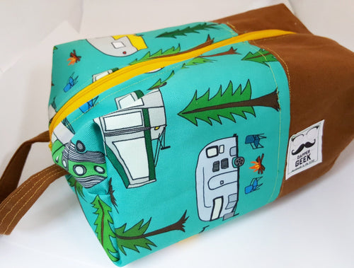 Wander Gear bag- Rollin' - Sally Forth Supply Co.