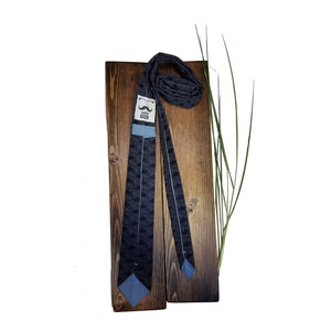 JAPANESE WAVES Necktie - Sally Forth Supply Co.