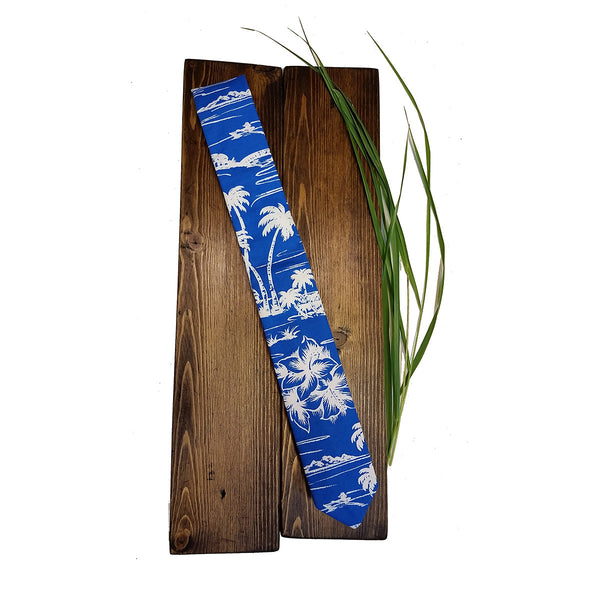 LAGOON Necktie - Sally Forth Supply Co.