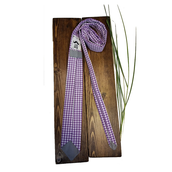 PROTOTYPE Necktie (Purple Back)