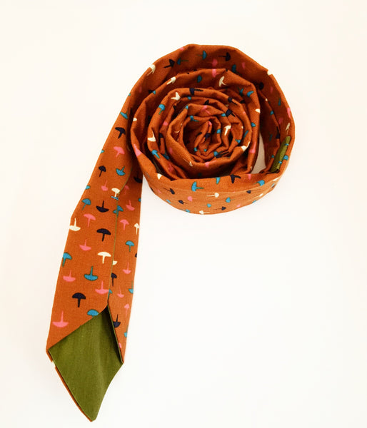 SEARCH Necktie - Sally Forth Supply Co.