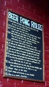 The All-Time Weirdest Beer Pong House Rules - PongCaddie