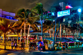 South Beach Miami Vacation