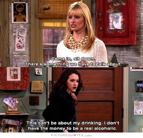 2 Broke Girls Intervention
