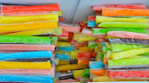 Freeze Pops for Summer