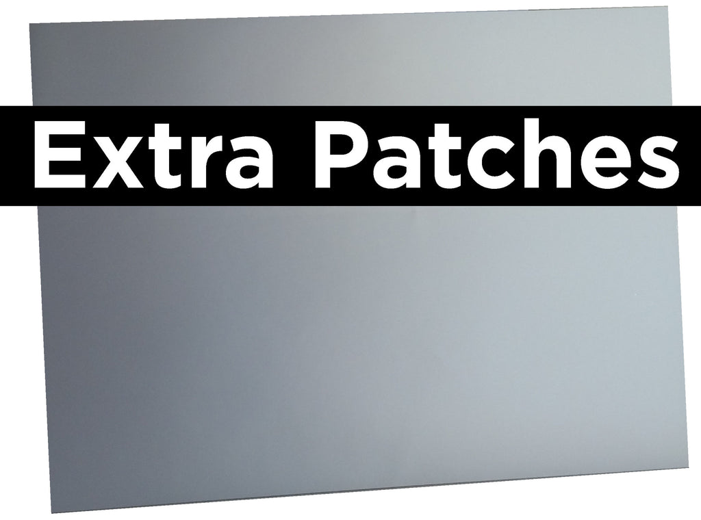 Extra Fence Daddy Patches