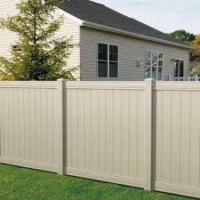 Pvc Fence Repair Kit Tan Fence Daddy