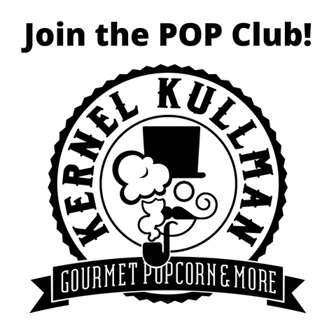 Popcorn of the Month (POP Club)