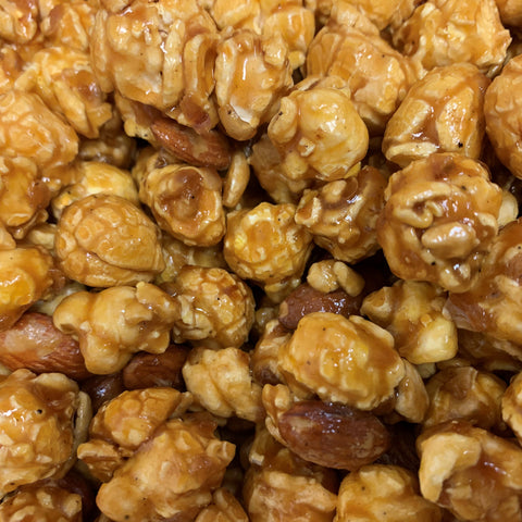 Caramel Toffee Almond
