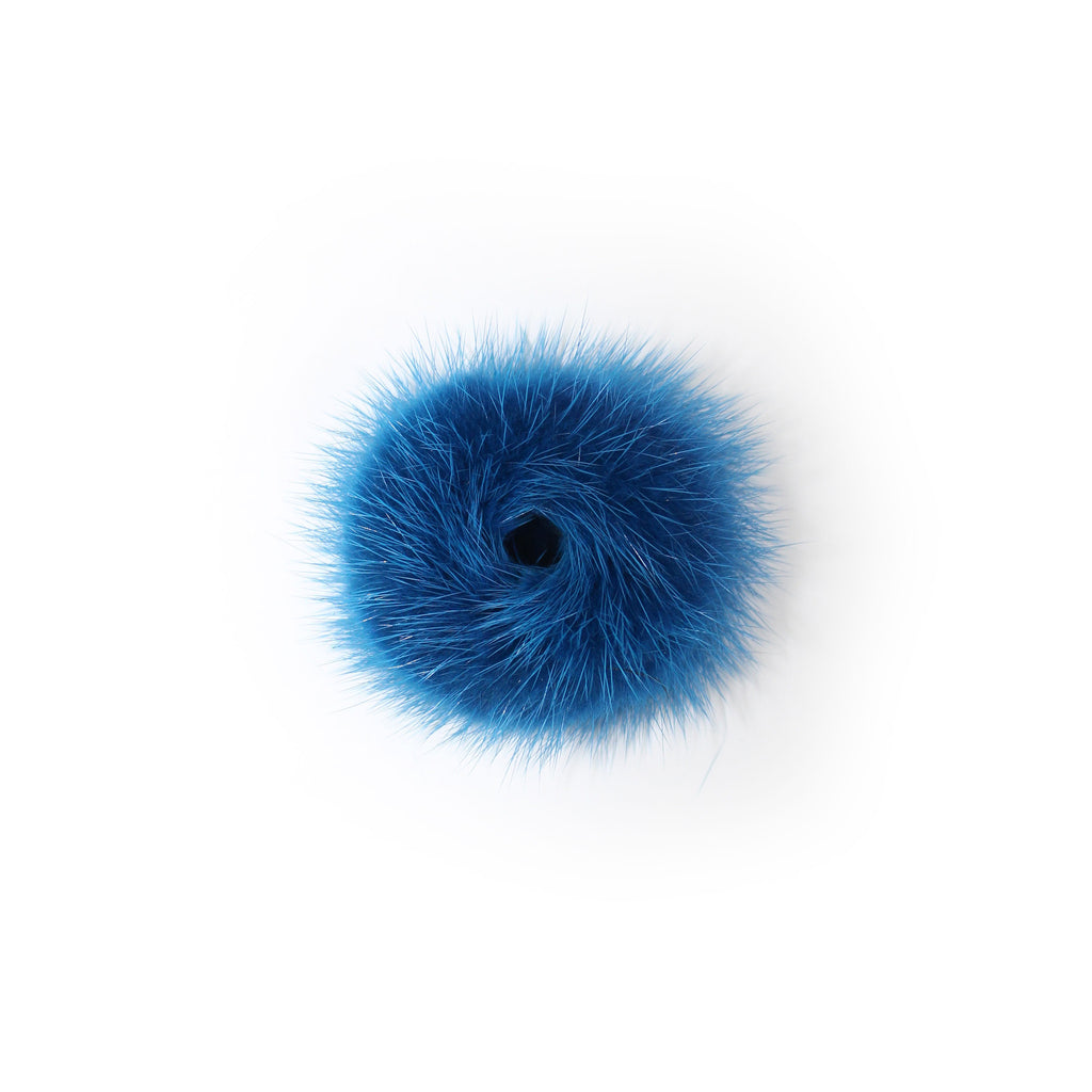 Blue Mink cocktail ring