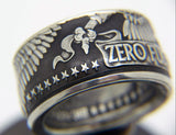 eagle zfg coin ring