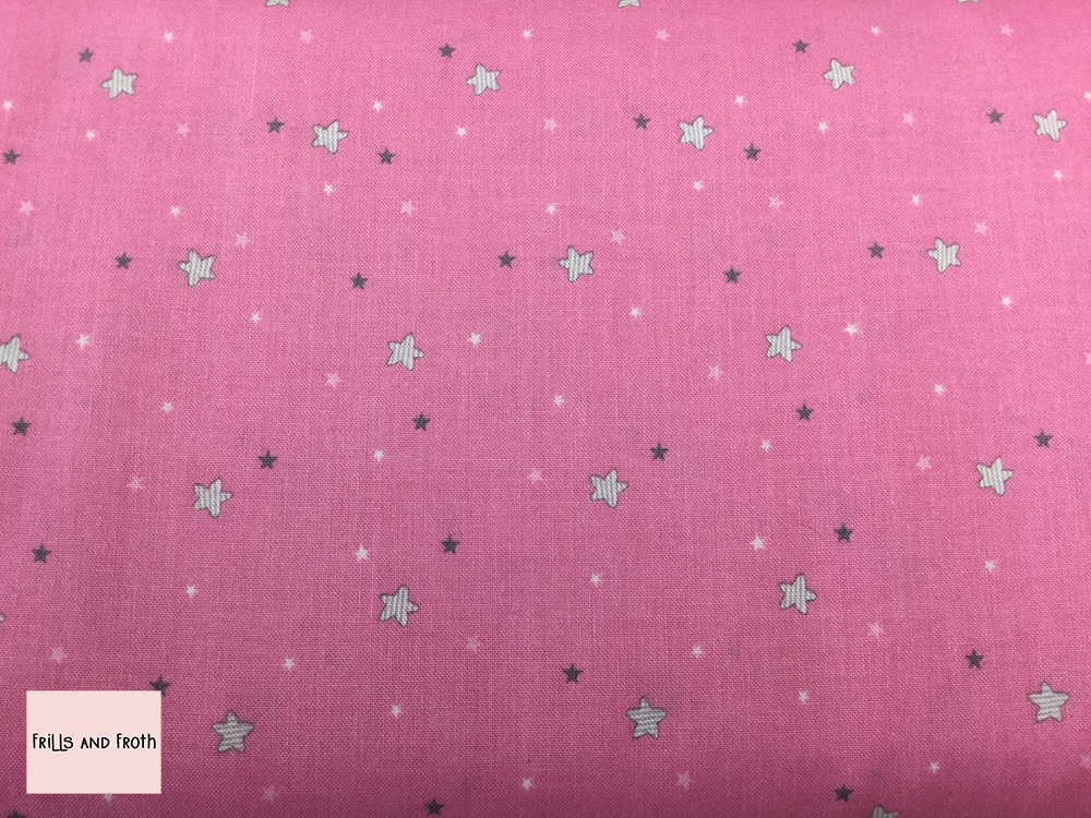 Michael Miller 'Sprinkled Stars' quilting fabric