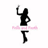 Frills and froth seller of quality branded cotton fabrics and sewing notions in the UK