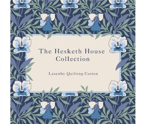The Hesketh House collection is a traditional Liberty collection from Liberty of London. sold by UK Liberty of London fabric stockist Frills and Froth. seller of designer fabric from Liberty