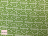 Blend 'Row by Row' green quilting fabric