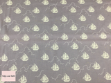 Michael Miller 'Jolly Roger' quilting fabric