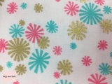 Michael Miller 'Little Spinners' quilting fabric
