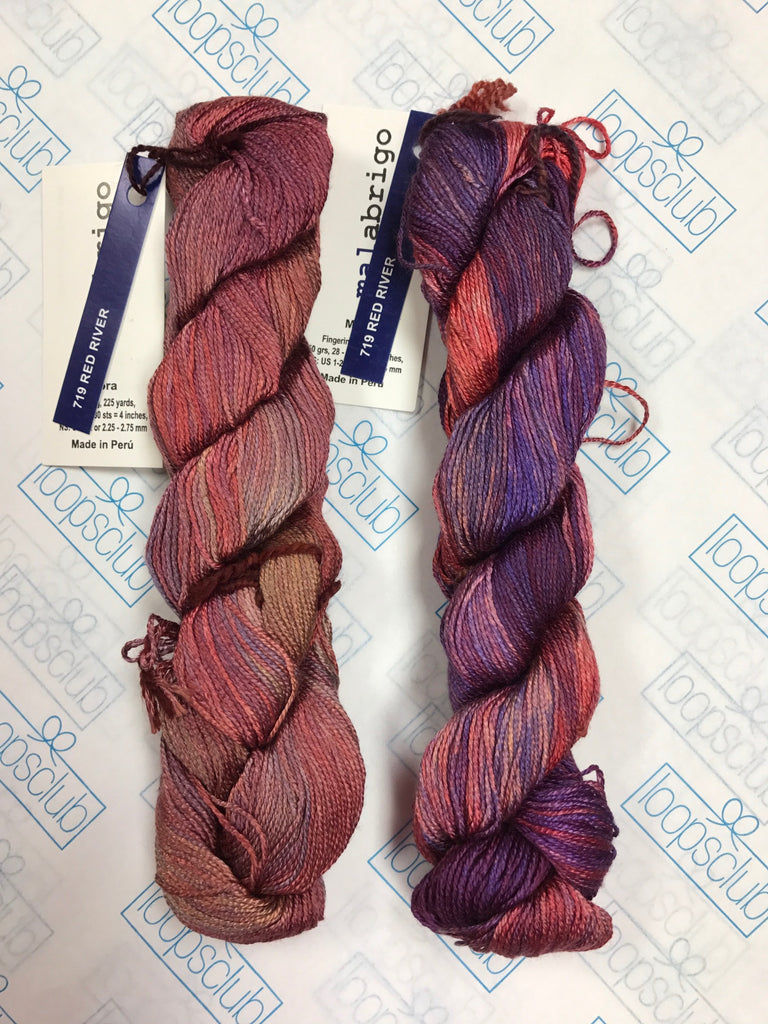 LC Extra Yarn Malabrigo Mora July 2017
