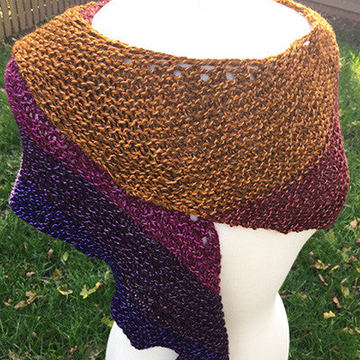 Lisa Jackson Scarf extra kit (Nov 2016)