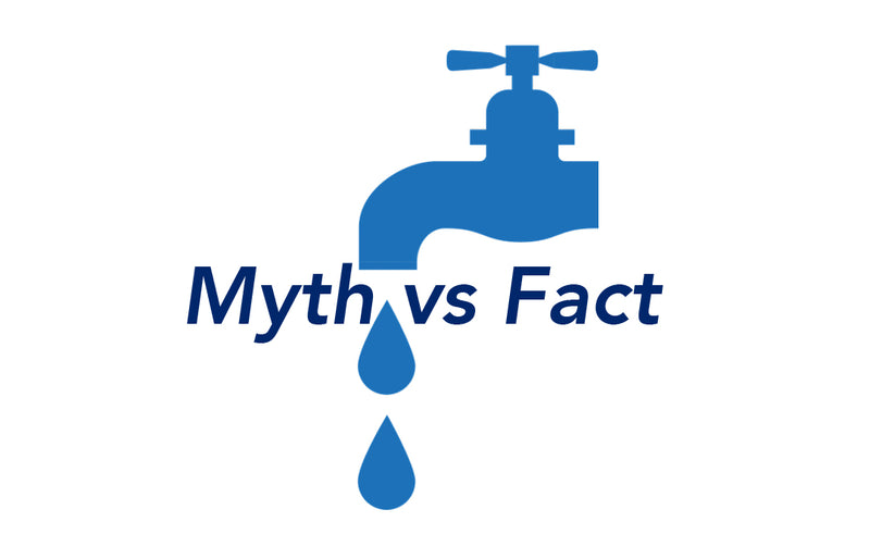 Myth vs. Fact: Filtered Water