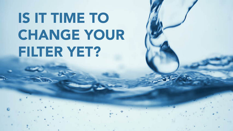 How Often Should You Change Your Water Filter?