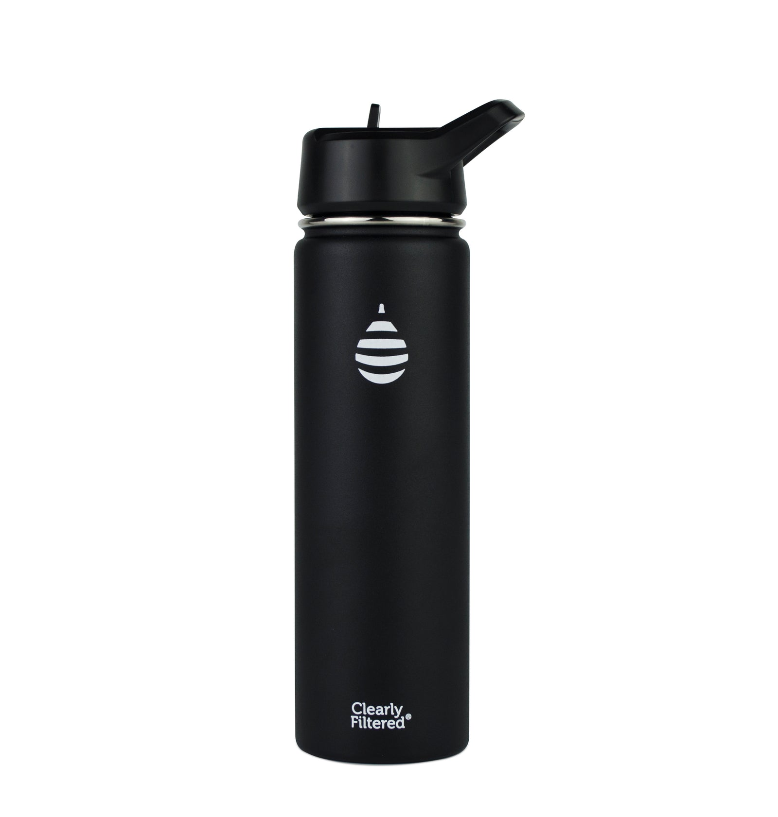 Insulated Stainless Steel Filtered Water Bottle with Affinity® Filtration Technology