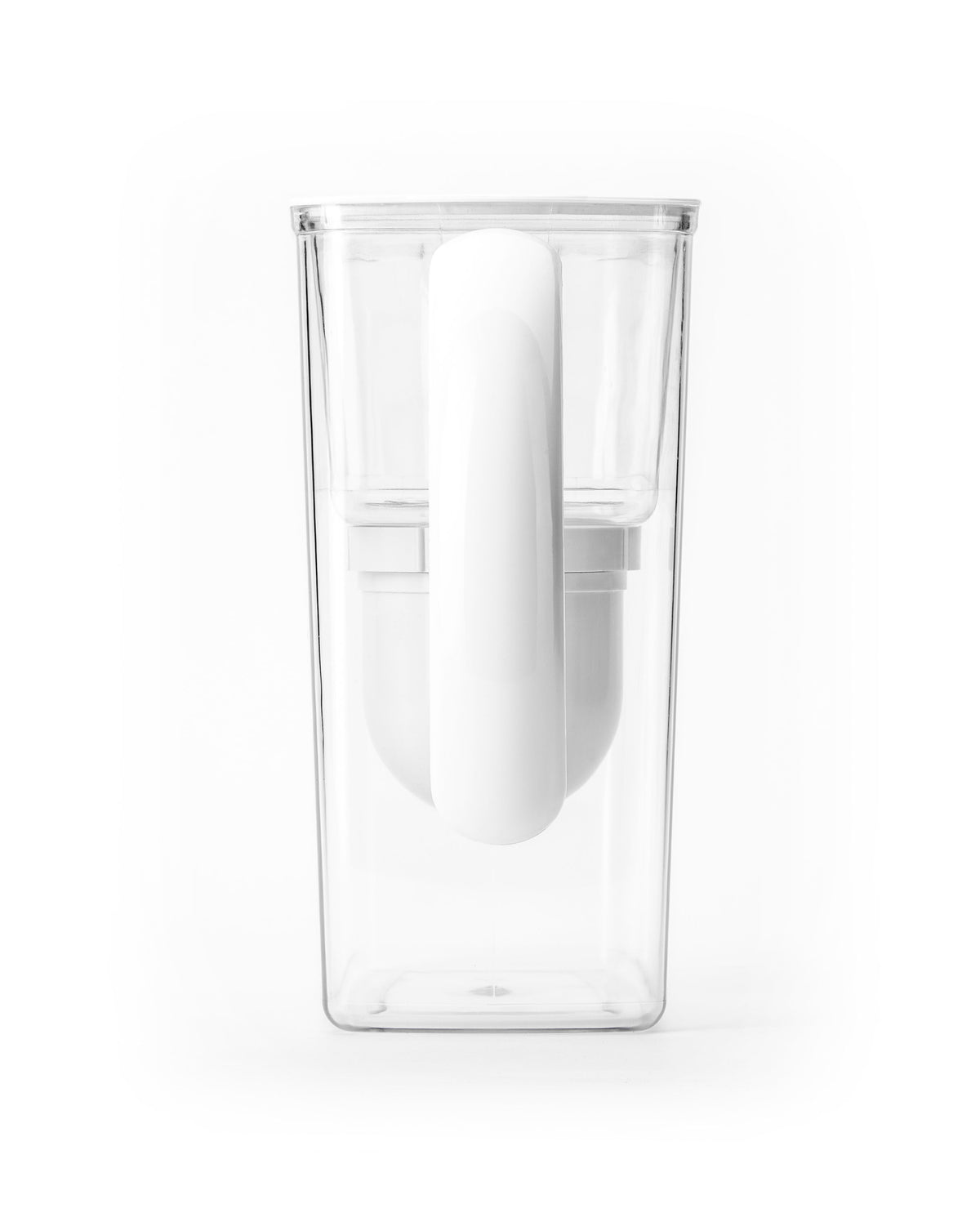 Fluoride filtered water pitcher